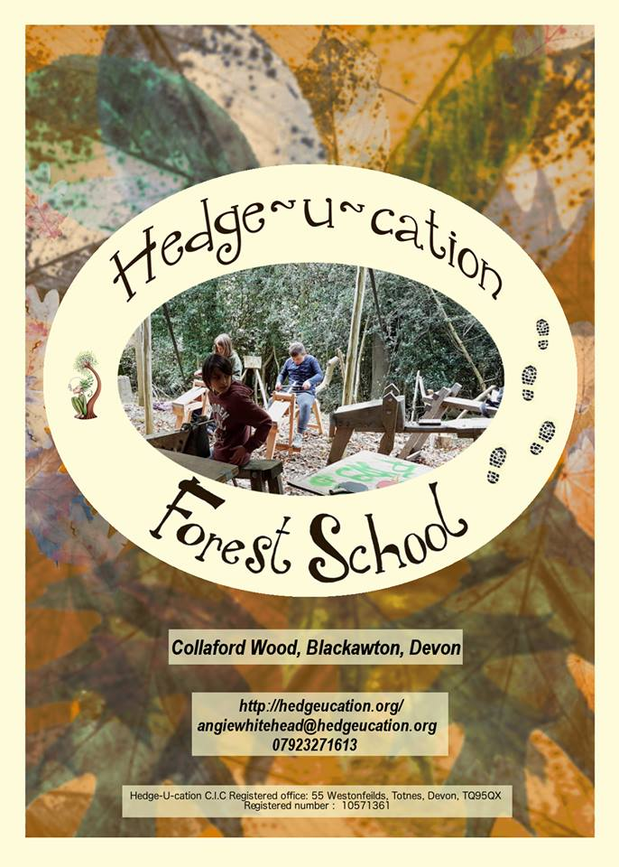 Forest School Flyer
