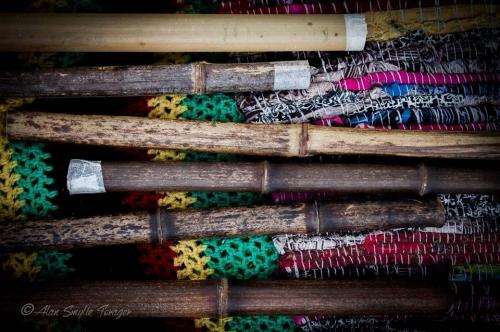 Bambo flutes