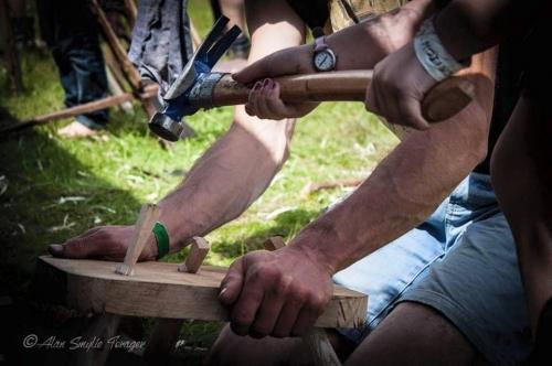 Hedge-U-cation workshop © Alan Smylie